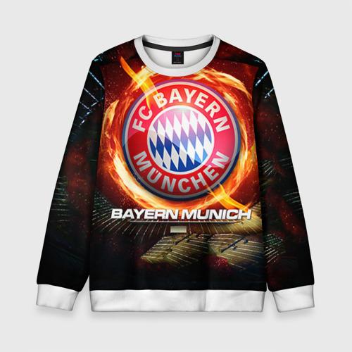 Детский свитшот 3D Bayern