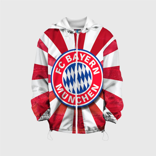 Детская куртка 3D Bayern