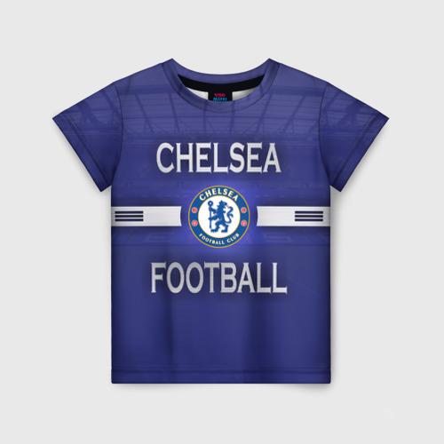 Детская футболка 3D Chelsea football