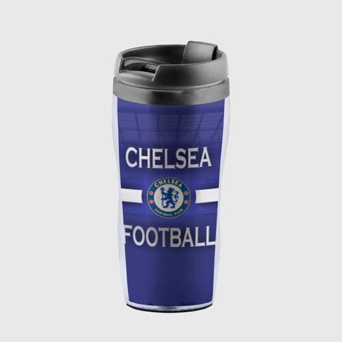 Термокружка-непроливайка Chelsea football