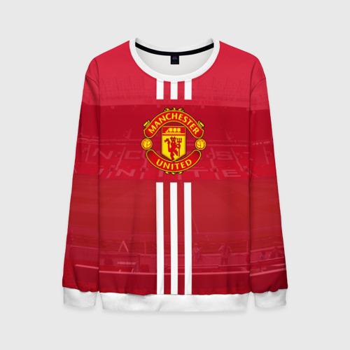 Мужской свитшот 3D Manchester United