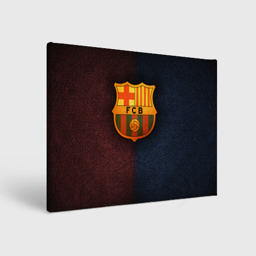 Холст прямоугольный Barcelona8