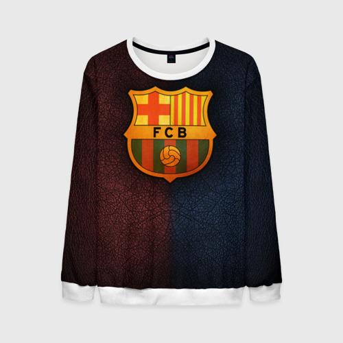 Мужской свитшот 3D Barcelona8