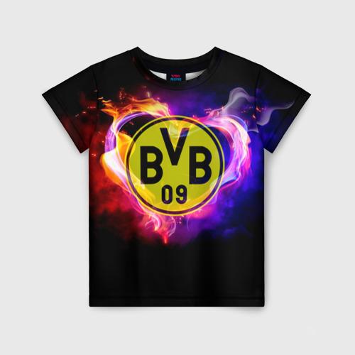 Детская футболка 3D Borussia2