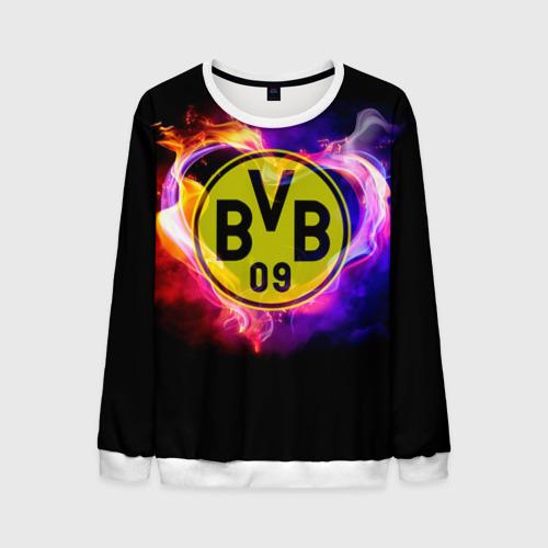 Мужской свитшот 3D Borussia2