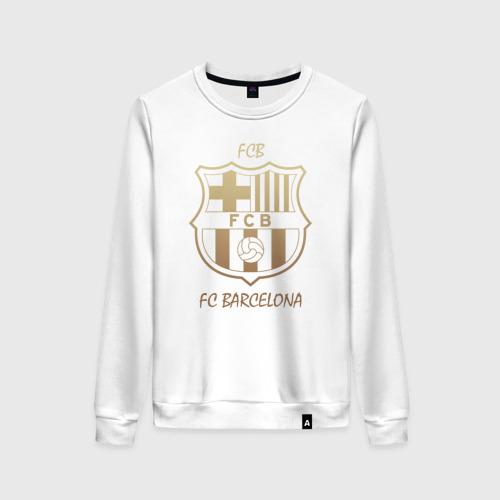 Женский свитшот хлопок Barcelona1