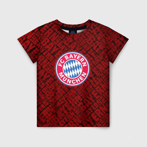 Детская футболка 3D Bayern munich