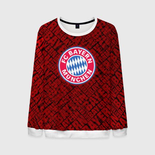 Мужской свитшот 3D Bayern munich