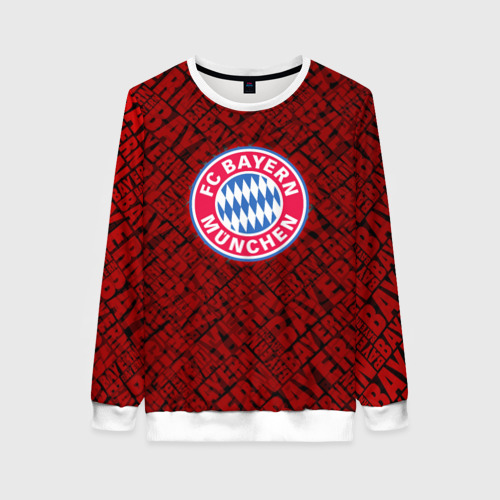 Женский свитшот 3D Bayern munich