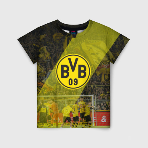 Детская футболка 3D Borussia