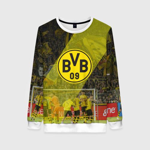 Женский свитшот 3D Borussia