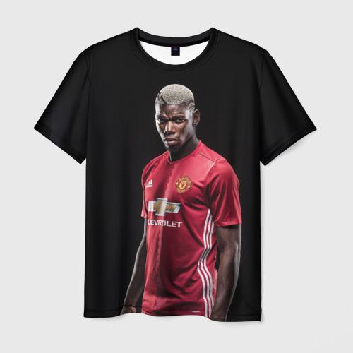 Мужская футболка 3D Погба