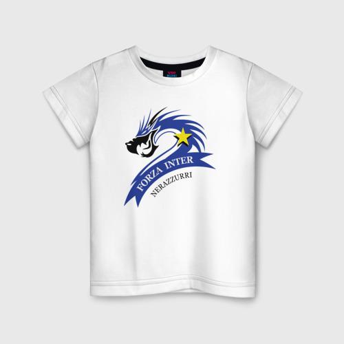Детская футболка хлопок Forza Inter