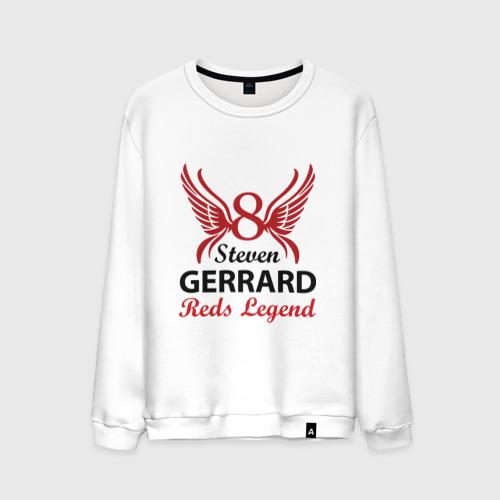 Мужской свитшот хлопок Steven Gerrard