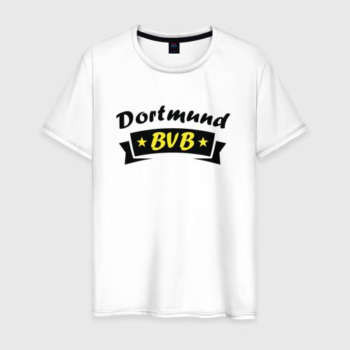 Мужская футболка хлопок BVB