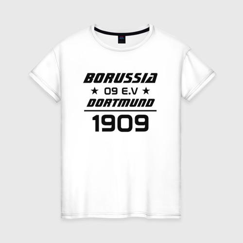 Женская футболка хлопок BVB