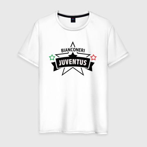 Мужская футболка хлопок juventus