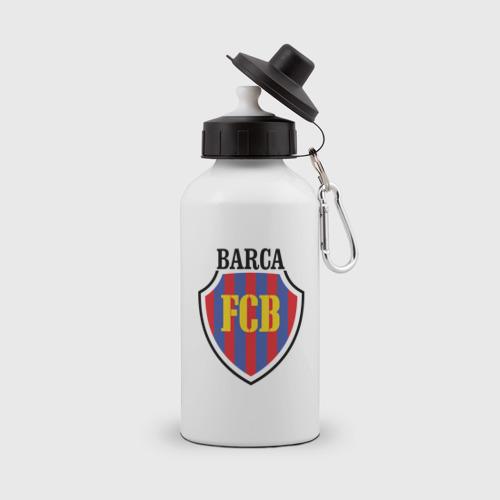 Бутылка спортивная Barcelona
