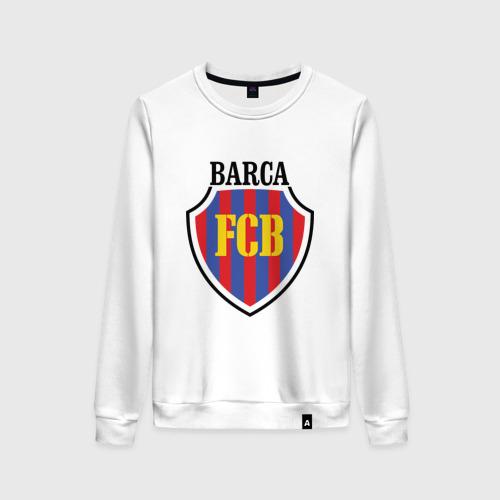 Женский свитшот хлопок Barcelona