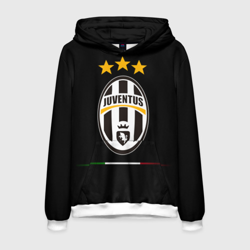 Мужская толстовка 3D Juventus1