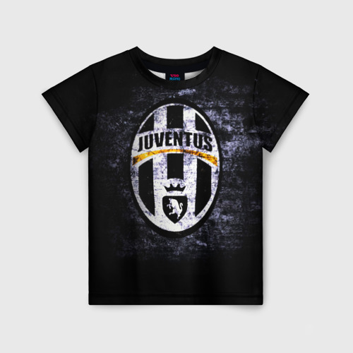 Детская футболка 3D Juventus2