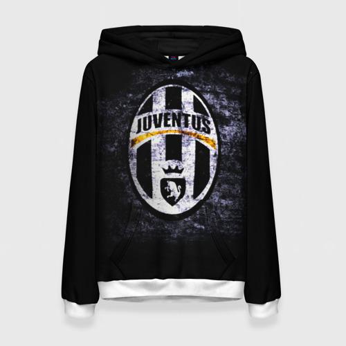 Женская толстовка 3D Juventus2