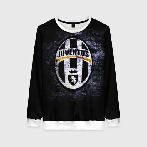 Женский свитшот 3D Juventus2