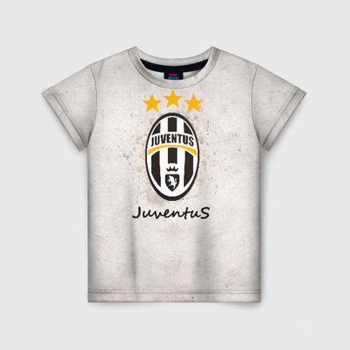 Детская футболка 3D Juventus3