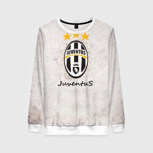 Женский свитшот 3D Juventus3