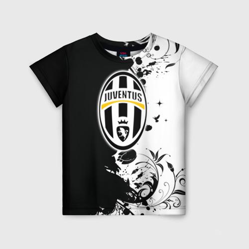 Детская футболка 3D Juventus4