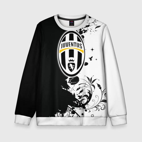 Детский свитшот 3D Juventus4