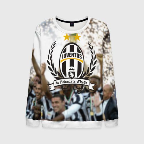 Мужской свитшот 3D Juventus5