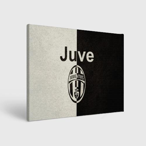 Холст прямоугольный Juventus6