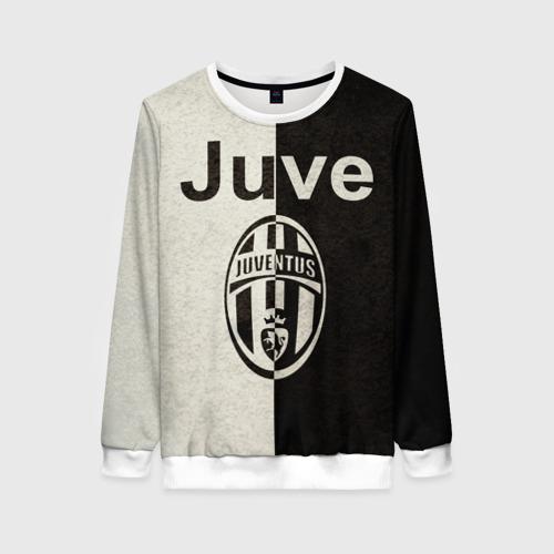 Женский свитшот 3D Juventus6