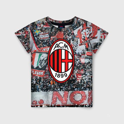 Детская футболка 3D Milan1