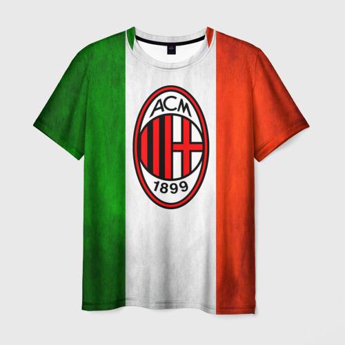 Мужская футболка 3D Milan2