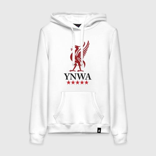 Женская толстовка хлопок YNWA
