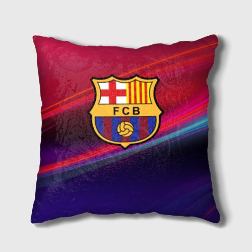 Подушка 3D ФК Барселона