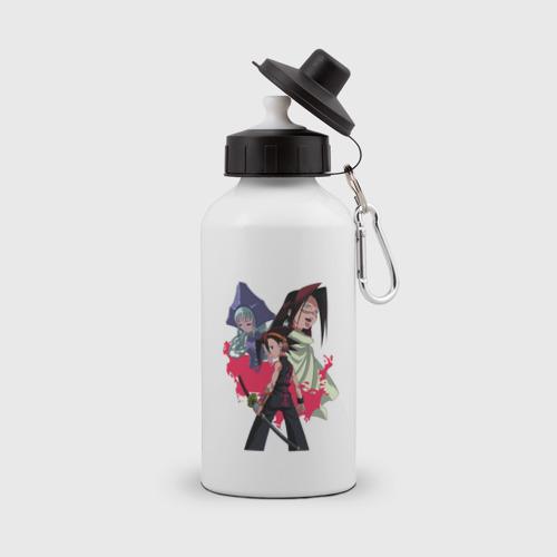 Бутылка спортивная Shaman King