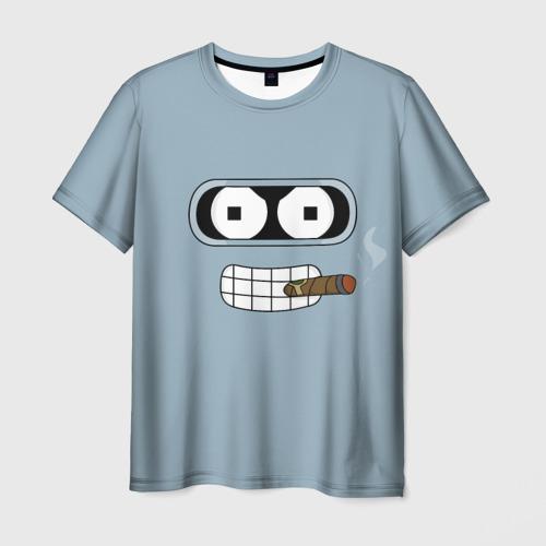 Мужская футболка 3D Bender