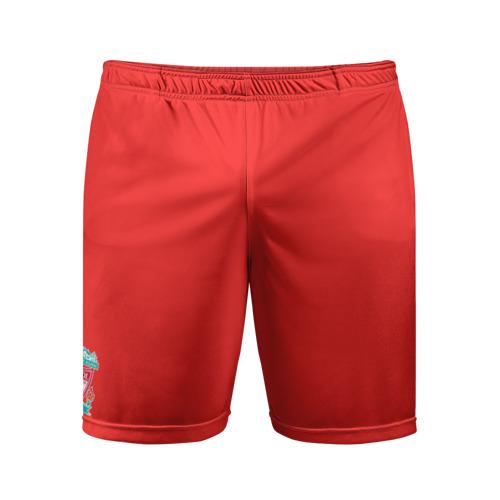 Мужские шорты спортивные Ливерпуль