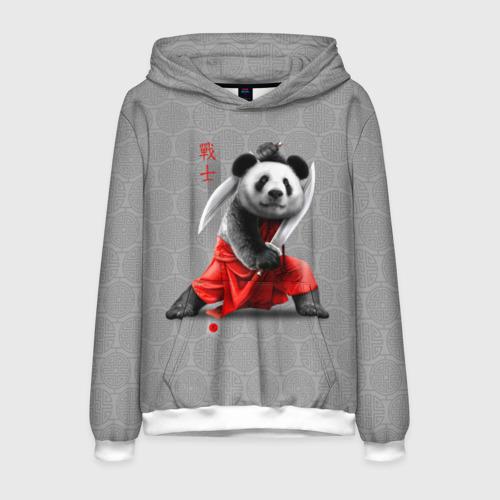 Мужская толстовка 3D Master Panda