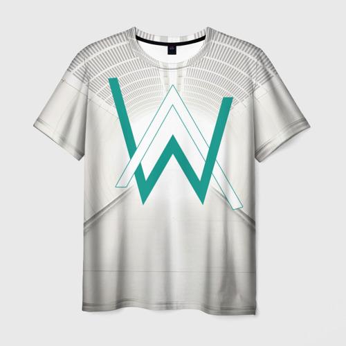 Мужская футболка 3D Alan Walker 7