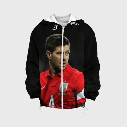 Детская куртка 3D Steven Gerrard