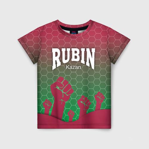 Детская футболка 3D Rubin Kazan