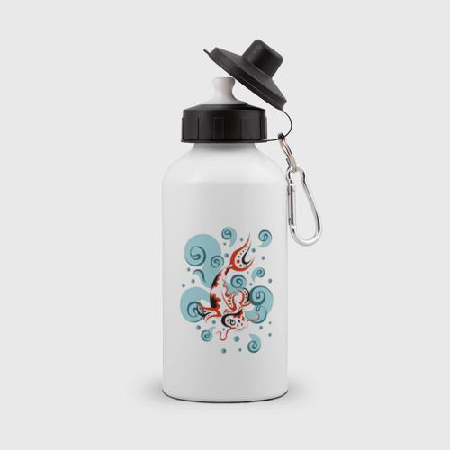 Бутылка спортивная Карп Кои