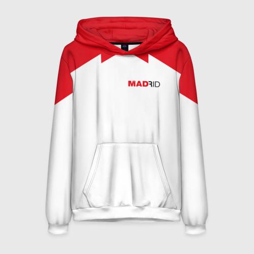 Мужская толстовка 3D Атлетико Мадрид