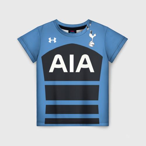 Детская футболка 3D Тоттенхэм Хотспур форма