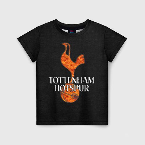 Детская футболка 3D Тоттенхэм Хотспур