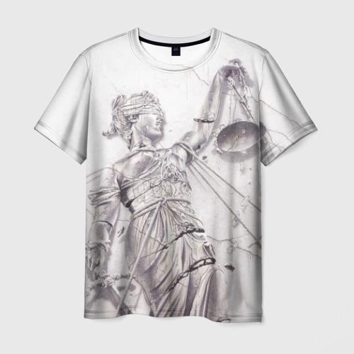 Мужская футболка 3D Metallica 3
